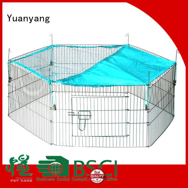 Yuanyang Professional indoor rabbit playpen company