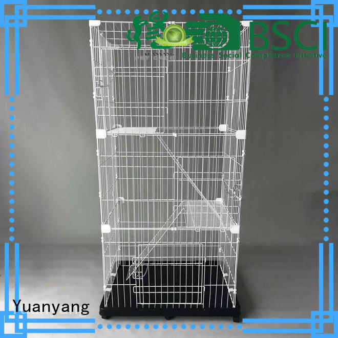 Yuanyang cat playpen supply safe place for cat