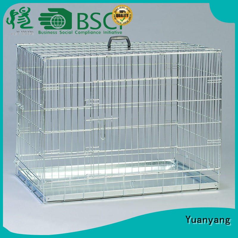 Best wire dog kennel supply for transporting dog