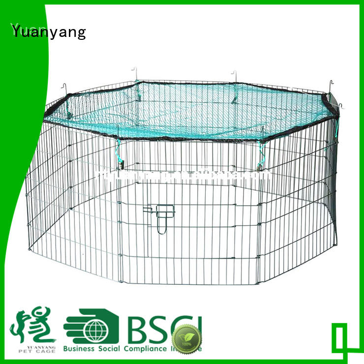 Yuanyang puppy pen factory for dog exercise area