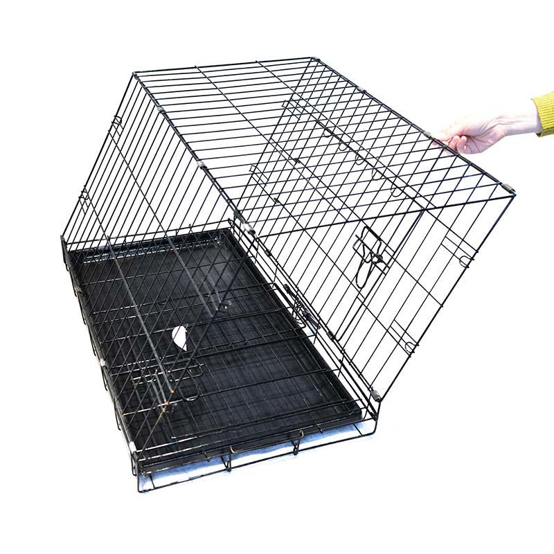 product-Yuanyang-dog cage dog crate dog carrier-img