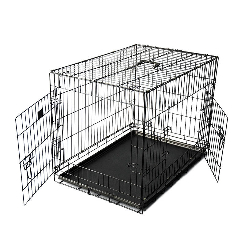 product-Yuanyang-High Quality Assembled and Easy Collapsible Dog Cage-img-1