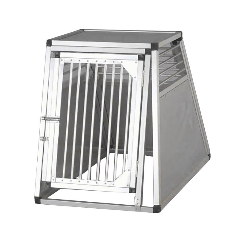Aluminum Dog Crate Car Dog Transport Box YD024E