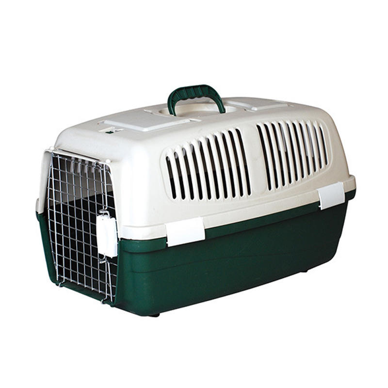 Petmate Two Door Top Load Dog Kennel Plastic Pet Kennel YD025