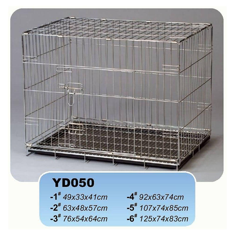 product-Zinc Portable Outdoor Folding Dog Kennels YD050-Yuanyang-img-1