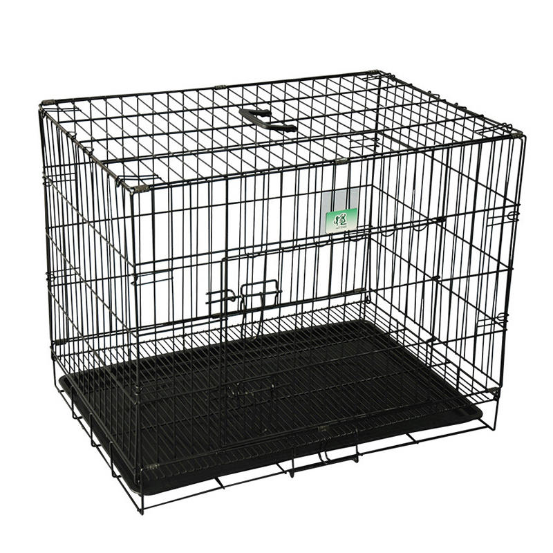 product-Yuanyang-Zinc Portable Outdoor Folding Dog Kennels YD050-img
