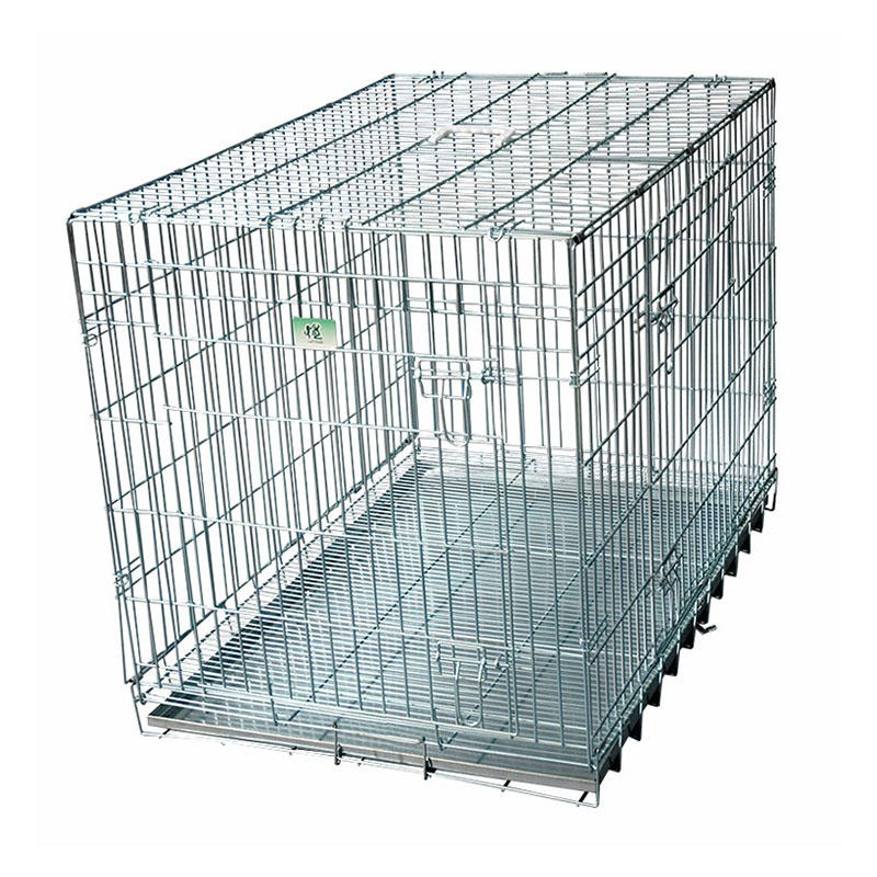 Zinc Portable Outdoor Folding Dog Kennels YD050