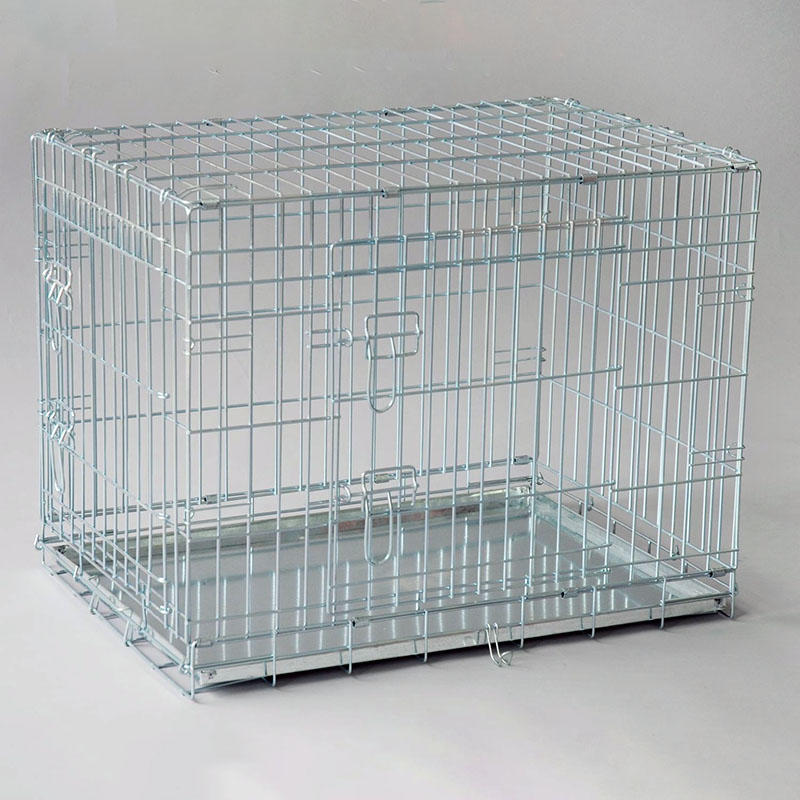 Wholesale Dog Crate Outdoor Steel Dog Cage YD057