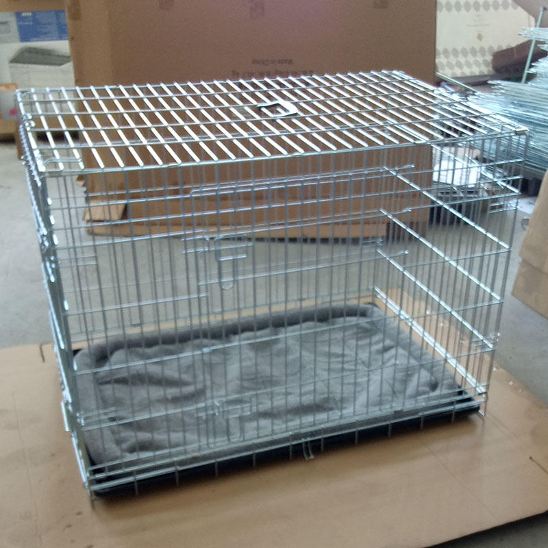 product-Yuanyang-Wholesale Dog Crate Outdoor Steel Dog Cage YD057-img