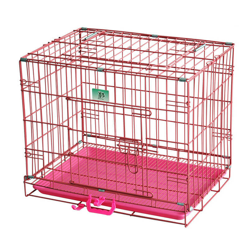product-Portable Travel Folding Metal Dog Crates for Sale YD100-Yuanyang-img-1