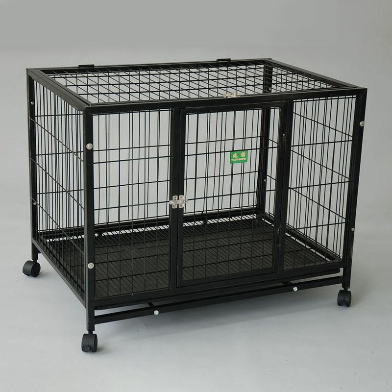 High Quality Assembled & Easy Collapsible Steel Dog Crate YD057B