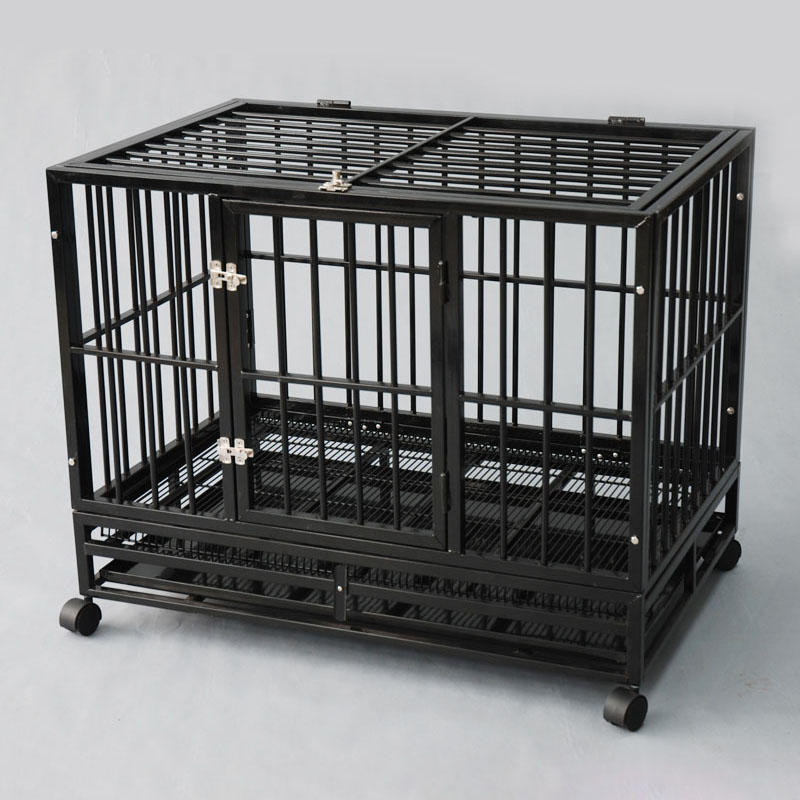Assembled And Easy Collapsible Metal Dog Kennel YD058A