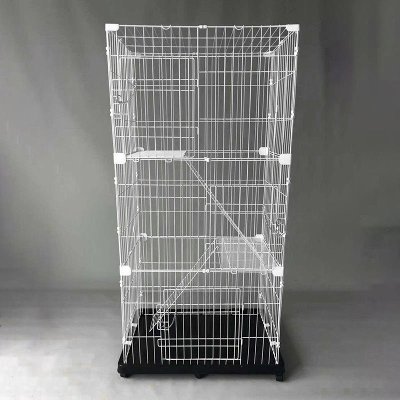 High Quality Assembled And Easy Collapsible Cattery Crate YD199A