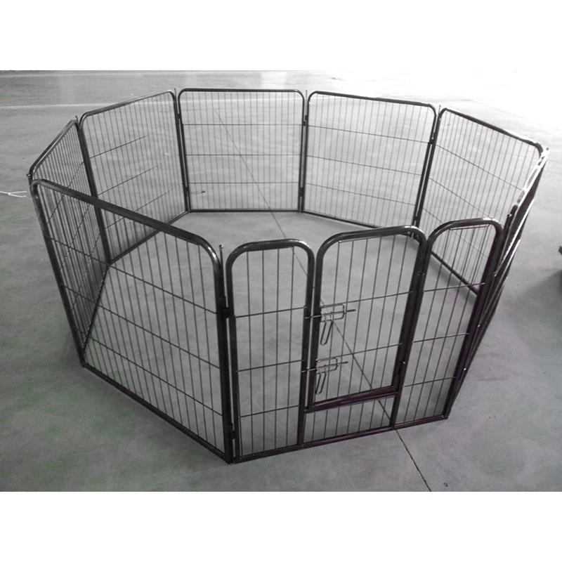 product-Yuanyang-Heavy Duty Pet Playpen Collapsible Wire Dog Pet Playpens YD066-img