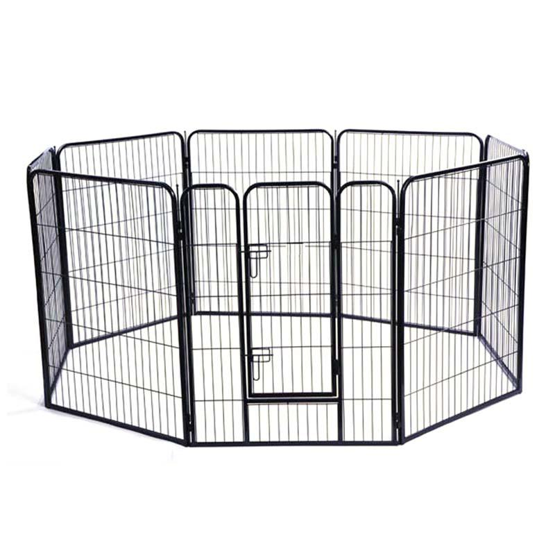 Heavy Duty Pet Playpen Collapsible Wire Dog Pet Playpens YD066