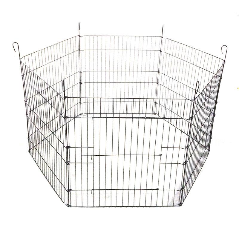 product-Yuanyang-dog cage dog crate dog fence-img