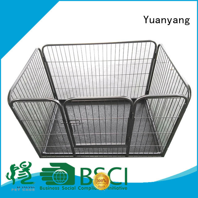 outdoor fence for dogs