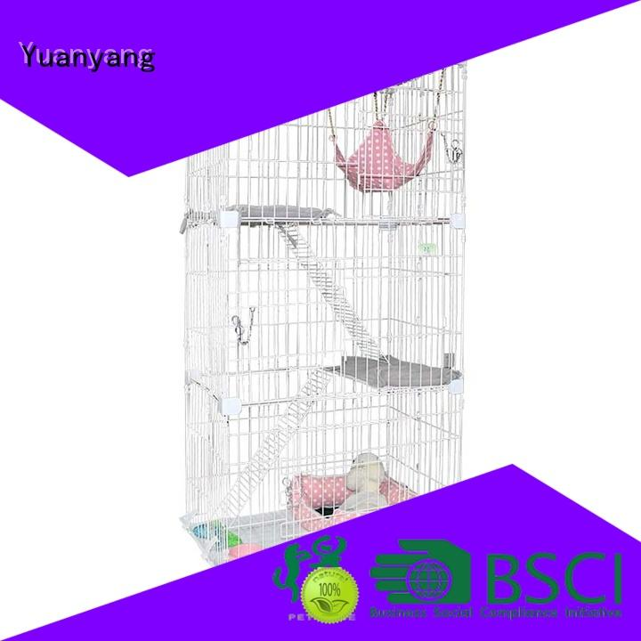 Yuanyang Top cat crate manufacturer room for cat