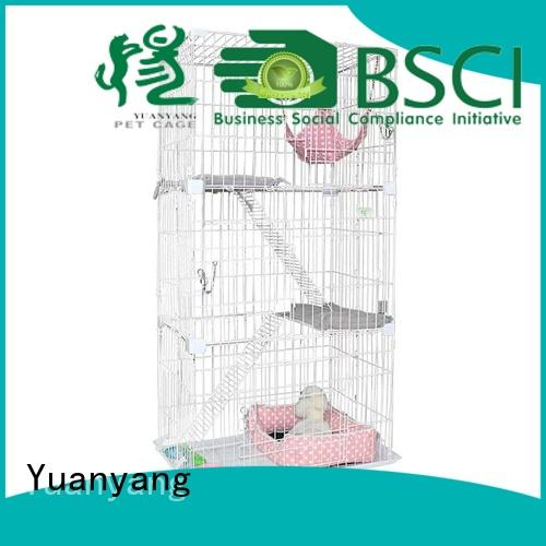 Yuanyang cat cage manufacturer exercise place for cat
