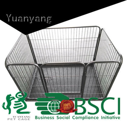 Yuanyang heavy duty dog pen supply a snug space for dog