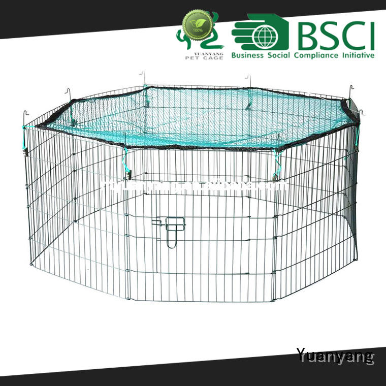 Top metal playpen supplier for puppy exercise area