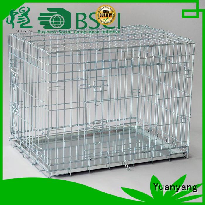 Best metal dog kennel supplier for training pet