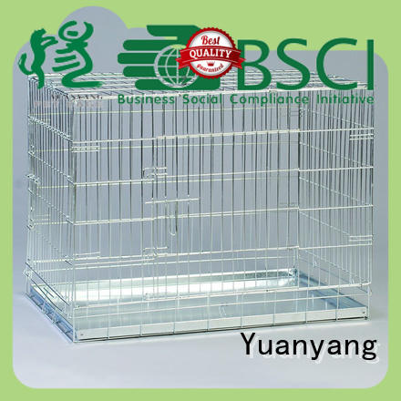 Yuanyang Top metal dog kennel supplier for training pet