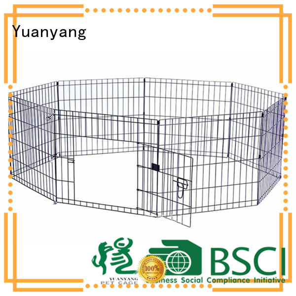 Yuanyang Professional dog pen supplier for dog outdoor activities