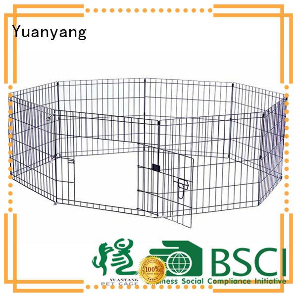 Yuanyang Professional metal playpen company