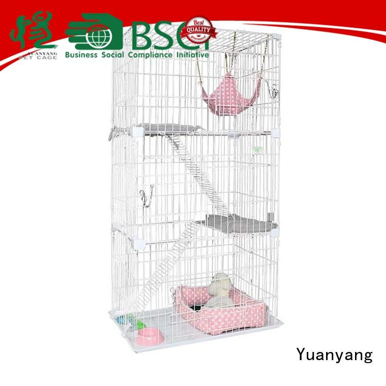 Professional cat cage company room for cat
