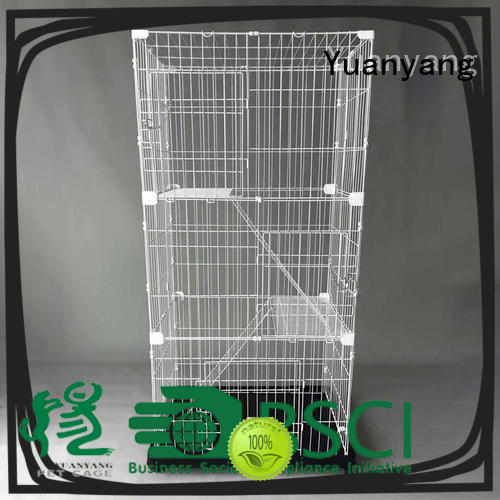 Yuanyang Durable cat playpen supplier exercise place for cat