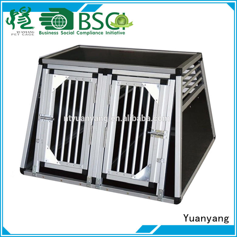 Yuanyang Durable dog transport box supply for puppy exercise area