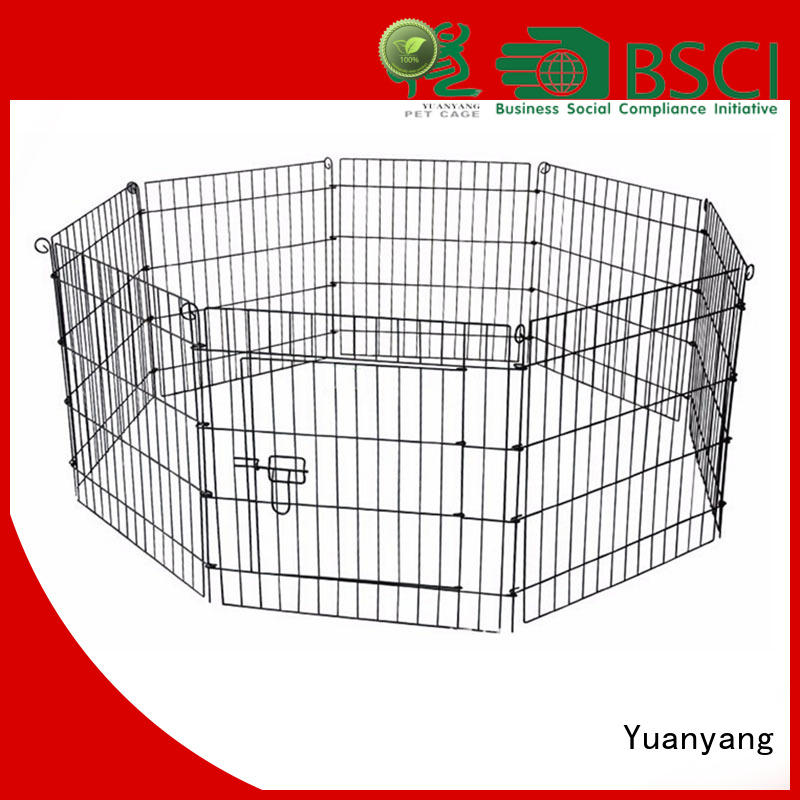 Yuanyang best dog playpen company for dog outdoor activities