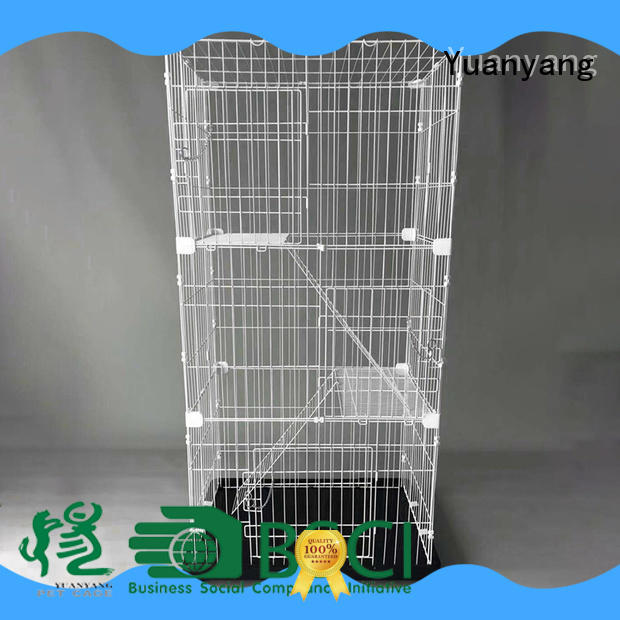 outdoor cage for cats