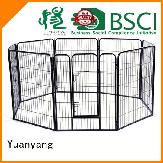 Yuanyang heavy duty puppy pen supplier for dog indoor activities