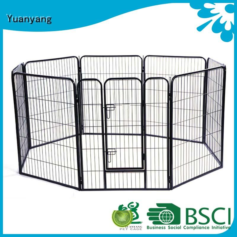 Yuanyang Top heavy duty pet playpen company