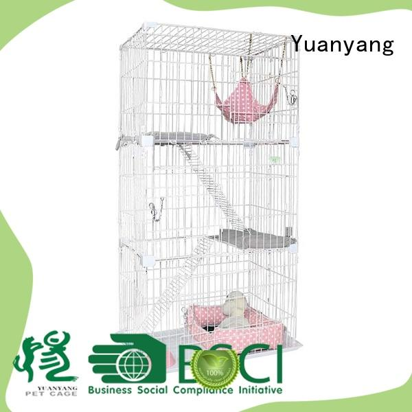Yuanyang cat crate factory safe place for cat