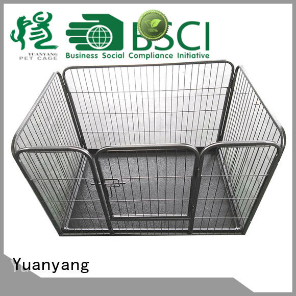 Best heavy duty pet playpen supply for dog exercise area