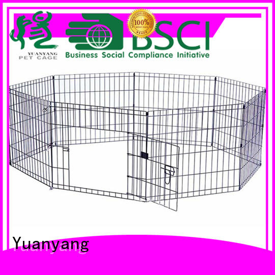 Yuanyang Best metal playpen company for dog exercise area