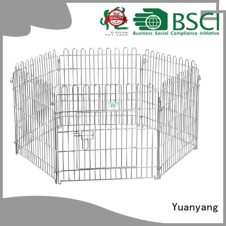Yuanyang Excellent quality wire fence manufacturer for dog indoor activities