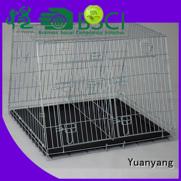 Durable wire pet cage manufacturer for transporting dog