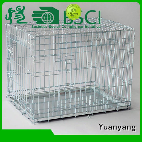 Top wire dog crate supply for transporting dog