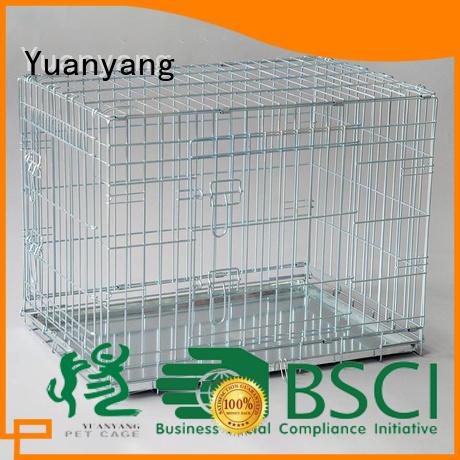Professional steel dog crate manufacturer for transporting dog