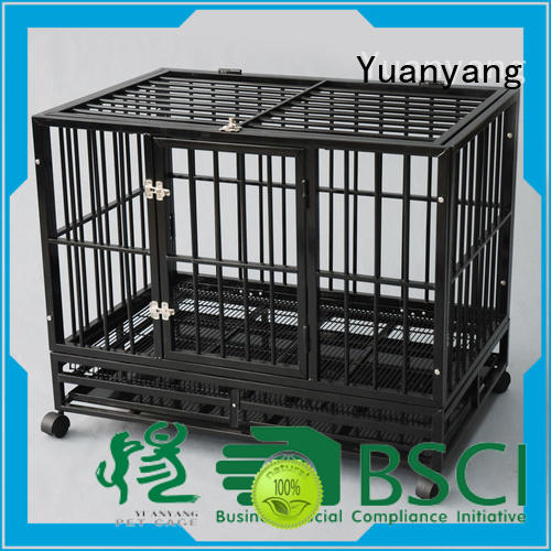 Yuanyang puppy crate supply for transporting dog