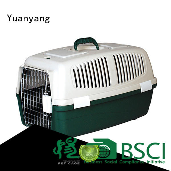 plastic dog crate with divider