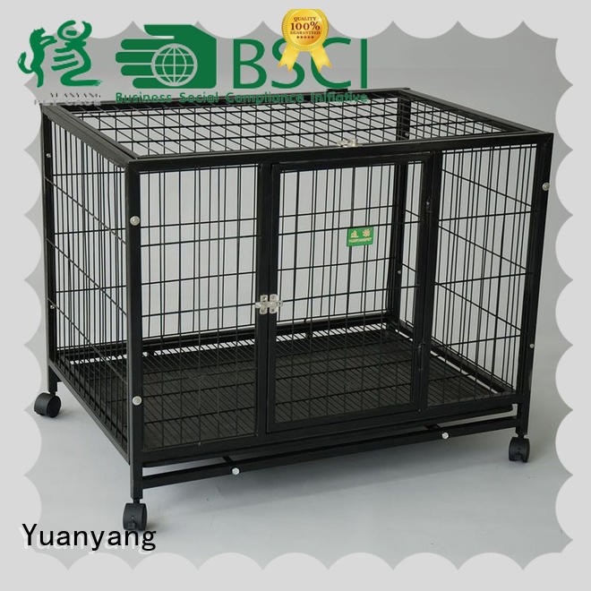 Yuanyang Professional best dog crate company for transporting puppy