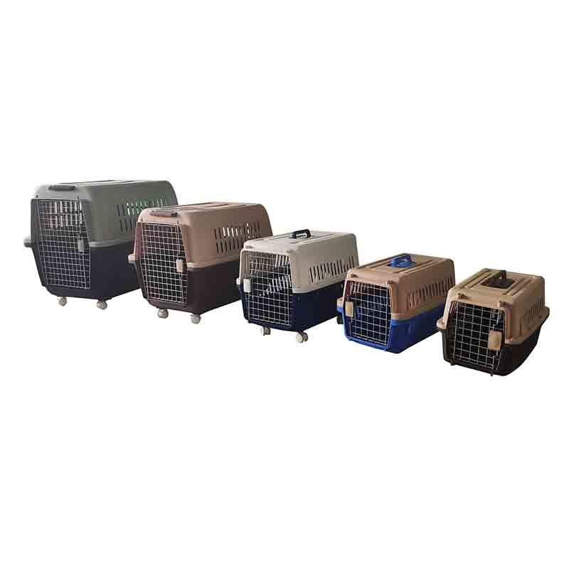 product-Airline Approved Pet Carrier For Dog Cat Small Ainimals Pet Cage Pet Box Pet Kennel-Yuanyan-1