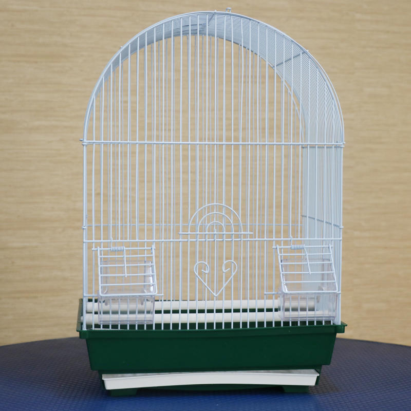 Metal Small Bird Cage YA016-2 Parakeet Cage